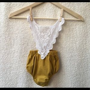 Other - Baby Fashion Romper 🌻